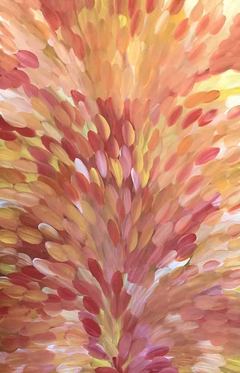 Untitled - Mulga Leaves